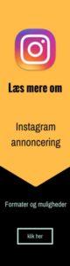 nstagram annoncering