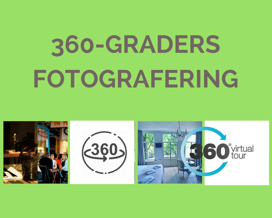 360-grader fotografering Image