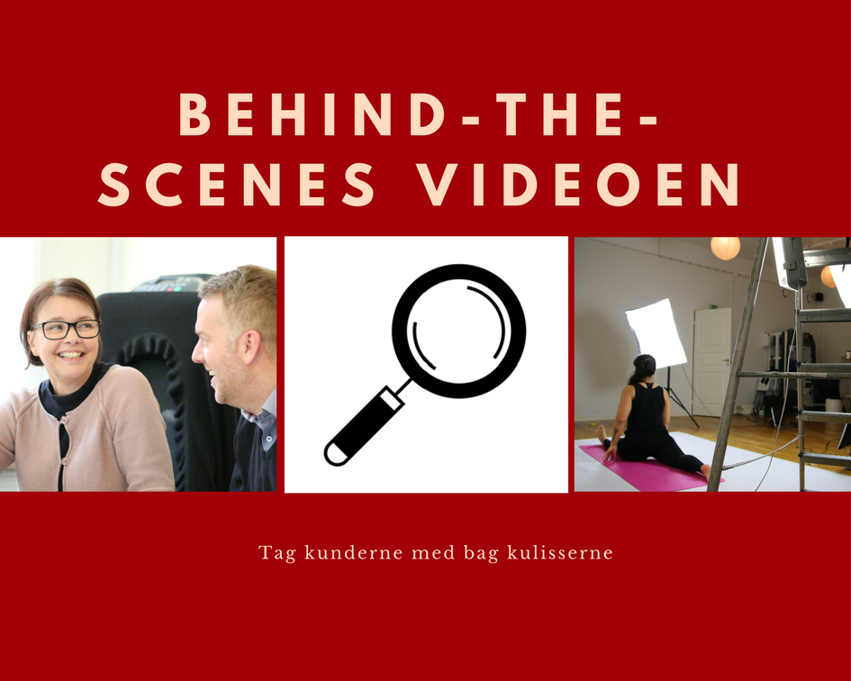Behind-the-scenes video Image