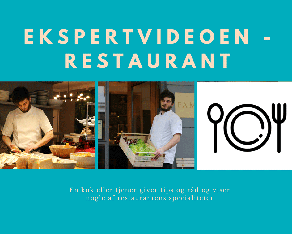 Ekspertvidoen - restaurant Image