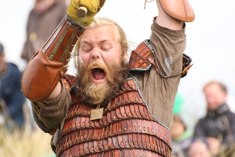 Vikingespil