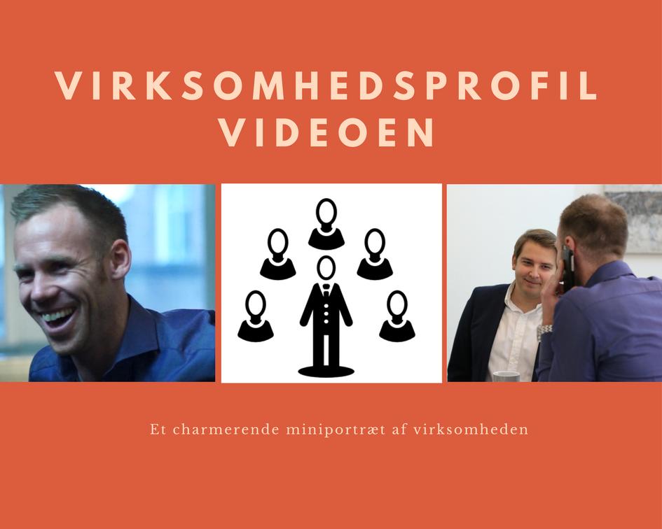 Virksomhedsprofil video Image