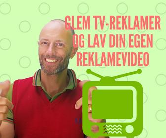 reklamevideo markedsføring