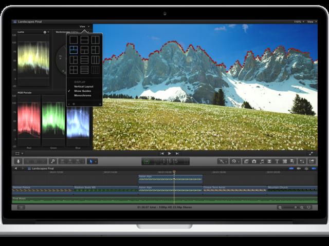 Kursus i videoredigering videoproduktion
