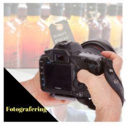 Bestil en professionel fotograf til at tage billeder