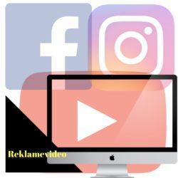 Videoreklame og videoproduktion til Facebook annoncering